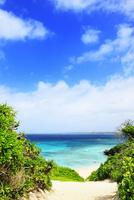 沖縄宮古島 砂山ビーチと海