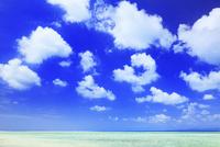 沖縄竹富島 コンドイビーチの海