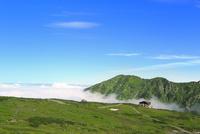 立山黒部・天狗平より大日連山を望む