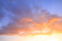 夕焼け空 11076019895  写真素材・ストックフォト・画像・イラスト素材 アマナイメージズ