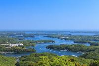 新緑の横山展望台から望む英虞湾 11076020013| 写真素材・ストックフォト・画像・イラスト素材|アマナイメージズ