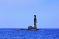 積丹半島・蝋燭岩と日本海