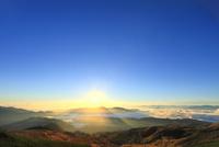 乗鞍エコーラインより朝日と雲海