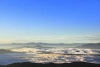 乗鞍エコーラインより雲海と山並み