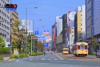 伊予鉄と松山市街