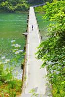 仁淀川と名越屋沈下橋