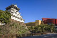 小倉城 11076026957| 写真素材・ストックフォト・画像・イラスト素材|アマナイメージズ