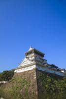 小倉城 11076026958| 写真素材・ストックフォト・画像・イラスト素材|アマナイメージズ
