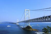 大鳴門橋 11076027296| 写真素材・ストックフォト・画像・イラスト素材|アマナイメージズ