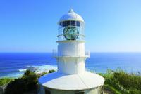室戸岬灯台と海 11076027366| 写真素材・ストックフォト・画像・イラスト素材|アマナイメージズ