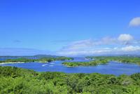 伊勢志摩,ともやま園地桐垣展望台から英虞湾を望む