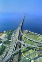 阪神高速りんくうJ・C・Kとスカイゲートブリッジ