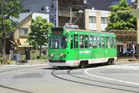 札幌市電(路面電車)