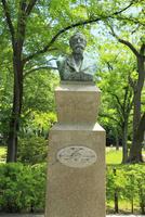 北海道大学 クラーク博士像