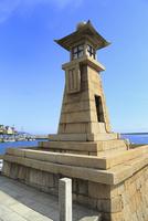 鞆公園 鞆の浦の常夜燈(とうろどう)