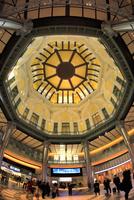 東京駅・丸の内ドーム天井