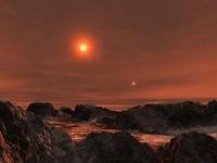 61 Cygni, a binary star system in the constellation Cygnus.