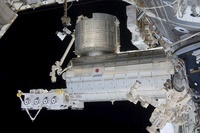 The Japanese Experiment Module Kibo laboratory and Exposed F