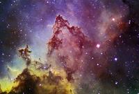 IC1805 Everest of Nebula