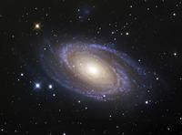 Spiral Galaxy Messier 81