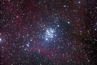 Open Cluster NGC 3293 in Carina.