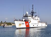 U.S. Coast Guard cutter USCGC Seneca.