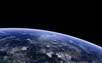 Orbitshot of an extraterrestrial planet. 11079024155| 写真素材・ストックフォト・画像・イラスト素材|アマナイメージズ