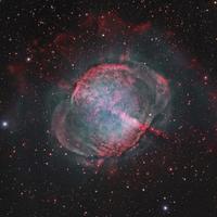 Messier 27, The Dumbbell Nebula.