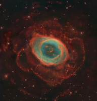 Messier 57, the Ring Nebula.