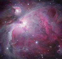 M42, The Orion Nebula. 11079024298| 写真素材・ストックフォト・画像・イラスト素材|アマナイメージズ