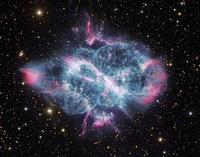 NGC 5189, Planetary Nebula in Musca.