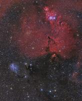 Beautiful Nebula in Monoceros. 11079024797| 写真素材・ストックフォト・画像・イラスト素材|アマナイメージズ