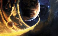 Abstract science fiction scene showing an unknown phenomenon. 11079025016| 写真素材・ストックフォト・画像・イラスト素材|アマナイメージズ