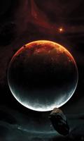 Classical two colored space scene. 11079025022| 写真素材・ストックフォト・画像・イラスト素材|アマナイメージズ