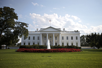 The White House, Washington D.C., USA.