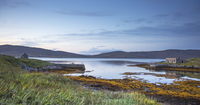 Tranquil lake view, Eriskay, Outer Hebrides