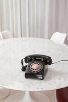 Vintage dial phone