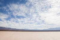 Salt pan at el leoncito national park in northern argentina