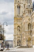Austria, Vienna, View of Vienna City Hall