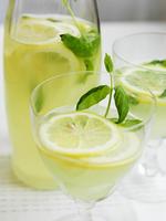 Sweden, Lemonade with basil