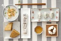 Traditional Chinese breakfast 11091004155| 写真素材・ストックフォト・画像・イラスト素材|アマナイメージズ