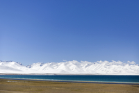 Namu lake in Tibet, China