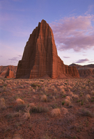Temple of the Sun and Temple of the Moon, Capitol Reef