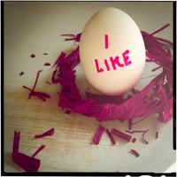 I like, egg 11094000068| 写真素材・ストックフォト・画像・イラスト素材|アマナイメージズ