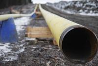 Close up of pipeline 11096004878| 写真素材・ストックフォト・画像・イラスト素材|アマナイメージズ