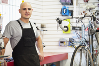 bike shop owner