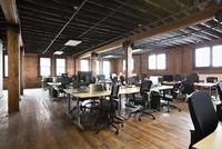 Interior of creative office space 11096036893| 写真素材・ストックフォト・画像・イラスト素材|アマナイメージズ