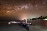 the Zanzibar night boat