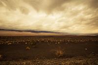 Rain Clouds VS  Dry Land
