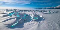 Winter Baikal 11098010458| 写真素材・ストックフォト・画像・イラスト素材|アマナイメージズ